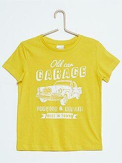 Garçon 3-12 ans Tee-shirt manches courtes imprimé