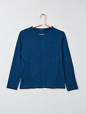 Tee-shirt manches longues - Kiabi