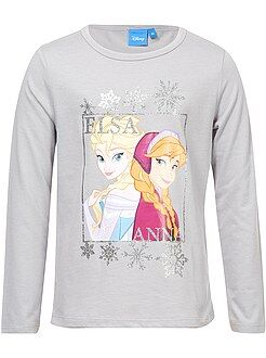 Tee-shirt 'Reine des Neiges'
