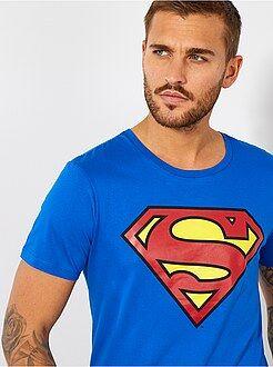 T-shirt imprimé - Tee-shirt 'Superman'