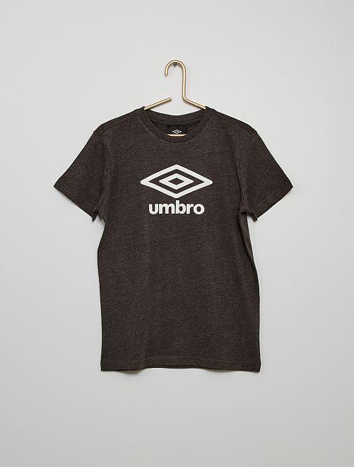 Tee-shirt 'Umbro'                             gris chiné