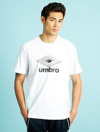 Tee-shirt 'Umbro' logo graphique - Kiabi
