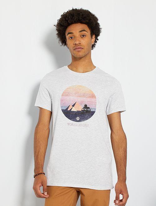 Tee-shirt 'Volkswagen'                             gris