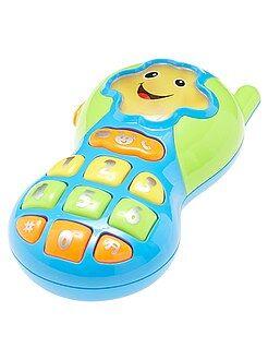 Téléphone d'éveil 9 mélodies - Kiabi