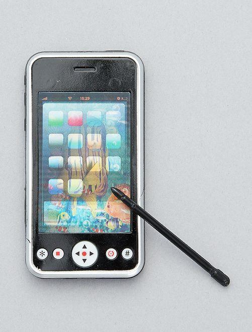 Téléphone portable factice                                                                 noir