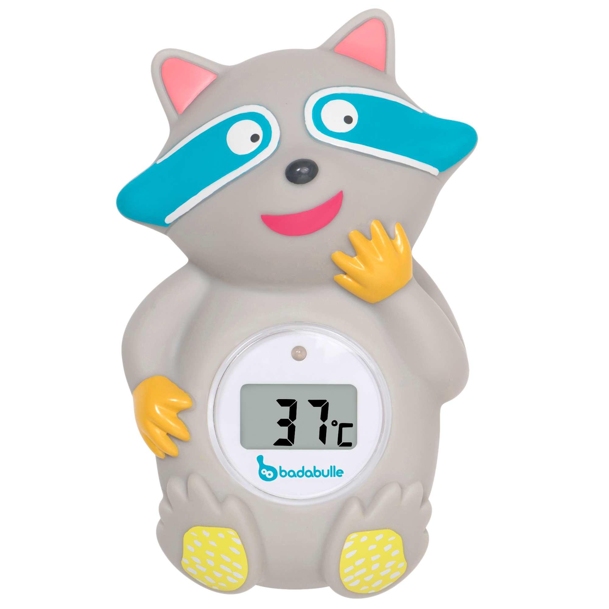 Thermom tre de bain digital 39 badabulle 39 b b fille kiabi for Thermometre de chambre bebe