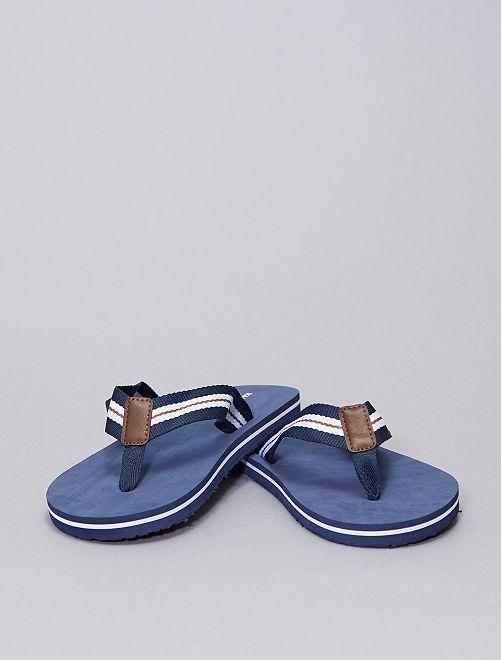 Tongs unies                                         bleu navy
