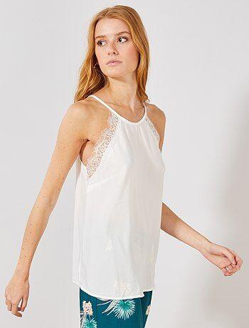 dc38685673267 Top femme, achat de hauts et blouses pour femme pas cher Vêtements ...
