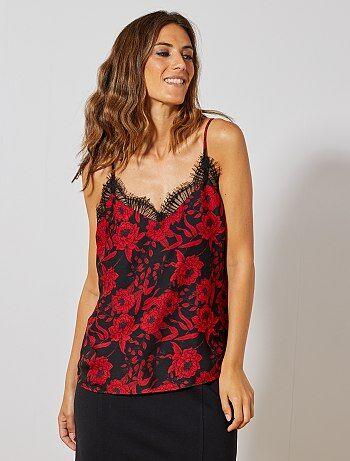 b58dbb683 Top femme, achat de hauts et blouses pour femme pas cher Vêtements ...