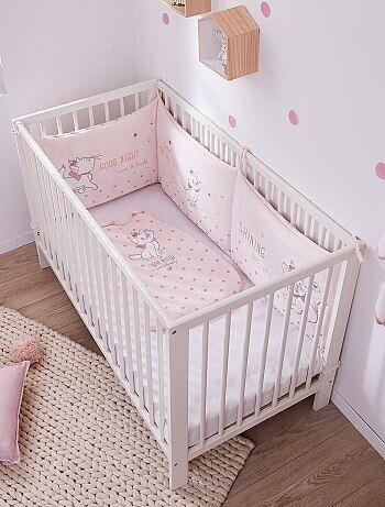 Tour de lit Bébé fille | Kiabi