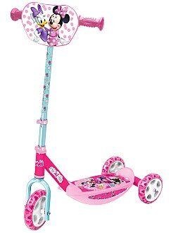 Jouets - Trottinette 3 roues 'Minnie' - Kiabi