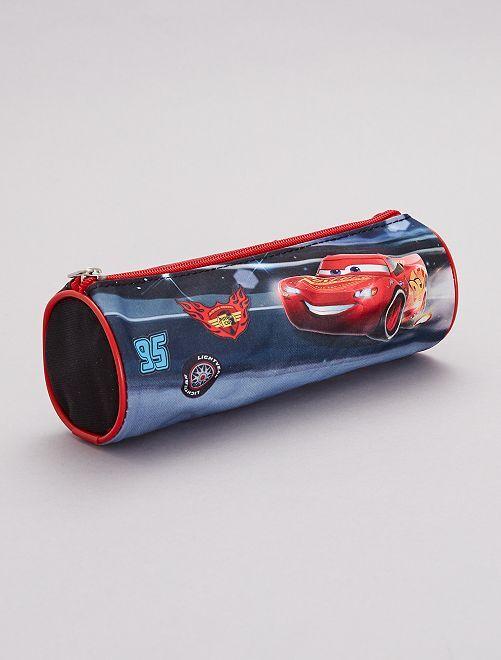 Trousse 'Cars' de 'Disney'                             noir/rouge