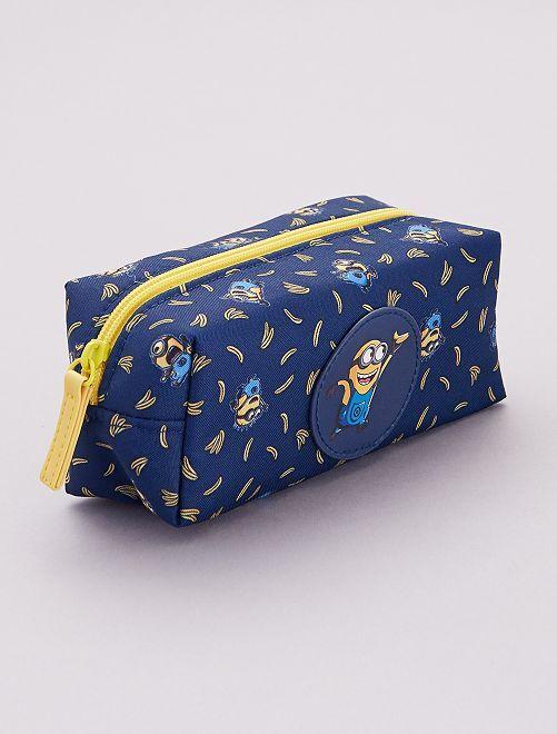 Trousse 'Minions'                             bleu