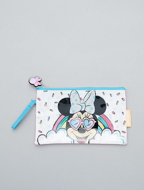Trousse 'Minnie Mouse'                             rose clair