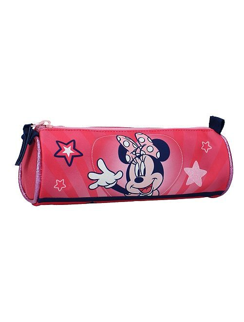 Trousse 'Minnie Mouse'                             rose