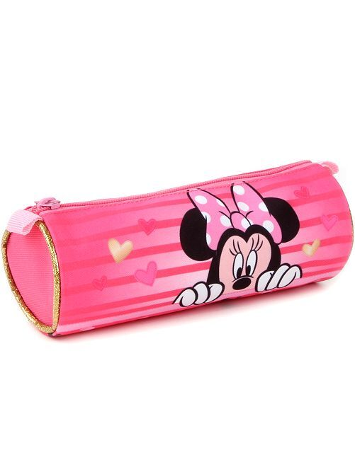Trousse 'Minnie Mouse'                             rose Fille