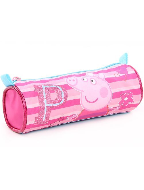 Trousse 'Peppa Pig'                             rose Fille