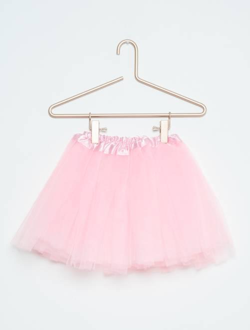 Tutu de danseuse                                         rose Enfant