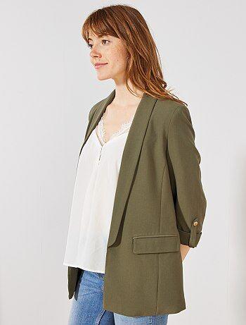 96ab9e25e8 Soldes veste manteau femme pour rester au chaud Vêtements femme | Kiabi
