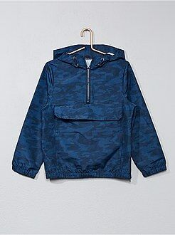 Manteau, veste - Veste coupe-vent imperméable - Kiabi
