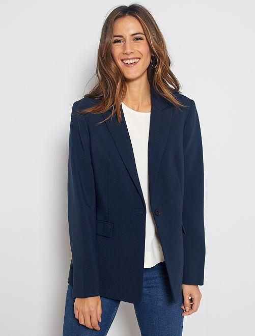 Veste de blazer                                                                                         bleu marine