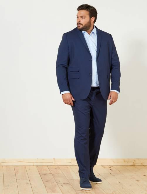 Idée Homme Vêtement Costume Et Bleu Tozkupxi De Kiabi rCQthds