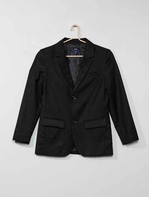 Veste de costume                                         noir Garçon adolescent