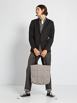 Costume - Veste de costume slim en twill