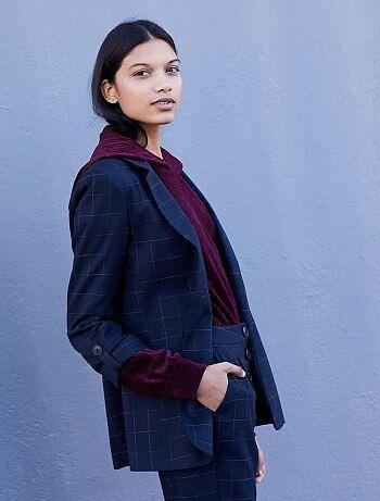 8f385f4aa8d89 Soldes veste manteau femme pour rester au chaud Vêtements femme   Kiabi