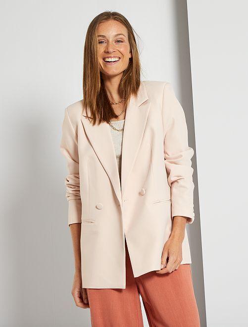 Veste de tailleur                                                                 rose