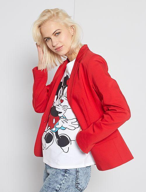 Veste de tailleur                                                                 rouge