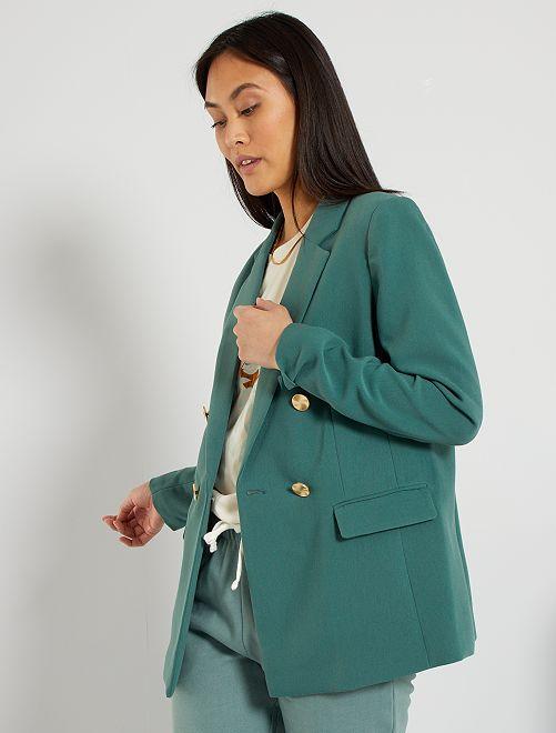 Veste de tailleur                                         vert foncé