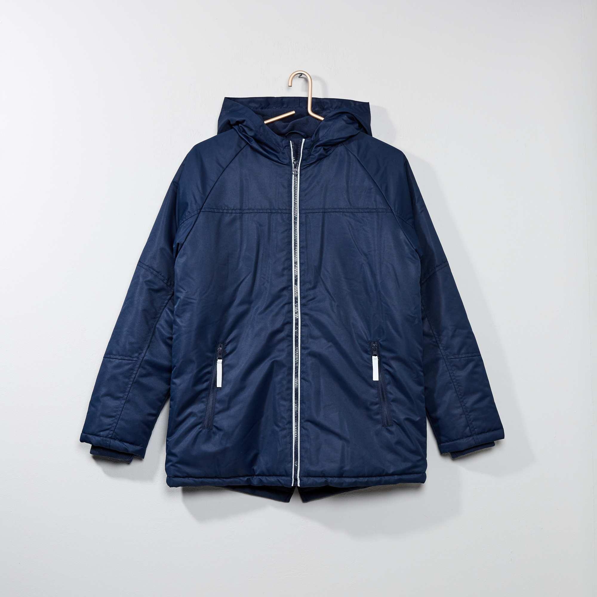 Couleur : bleu marine, , ,, - Taille : XS, S, M,,Les éléments réfléchissants sur sa veste pour plus de sécurité ! - Veste à capuche