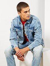 vente chaude en ligne 23302 b11f9 Manteau, blouson homme - mode hiver Homme | Kiabi