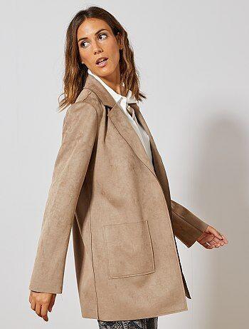 28df28e649 Soldes veste femme | manteau, parka, blouson hiver Femme | Kiabi