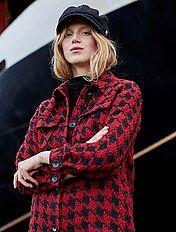 Veste, blazer Femme | rouge | Kiabi