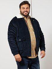 nouveau produit 9d04c e3105 Veste homme - mode Vêtements homme | Kiabi