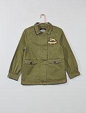 grandes variétés détaillant baskets Manteau fille, achat de vestes & blousons pour filles ...