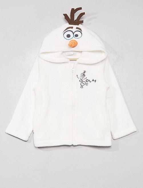 Veste polaire 'Olaf'                                         écru
